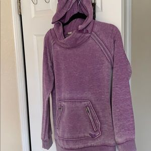 ROXY Hoodie | Washed-Out Purple